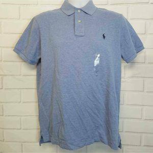 NWT Polo Ralph Lauren Jamaica Golf Shirt Blue L